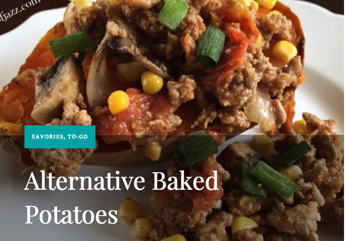 Alternative Baked Potatoes